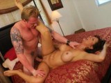 Mom rides her stud!
